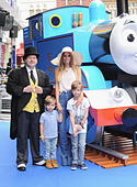 London, UK, UK. 12th July, 2015. Stacey Solomon attends the UK premiere of, Thomas & Friends: Sodors's Legend Of The Lost Treasure' at Odeon Leciester Square. (Credit Image: © ZUMA Wire) - Stock Image - EXDCMR