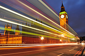 London by night - Stock Image - C817J1