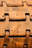Crawler track - Stock Image - BDP27X