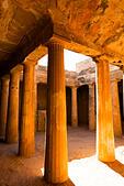 Tombs of the Kings, Paphos, Cyprus. - Stock Image - ECYKMB