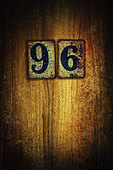 room 96 and a half - Stock Image - D5108D