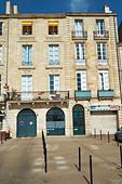 quai des chartrons bordeaux france - Stock Image - C0TE0C