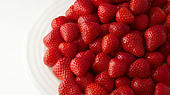 Strawberries - Stock Image - D6FY1R