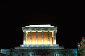 Vietnam, Hanoi, Ho Chi Minh Mausoleum - Stock Image - AC1EE3