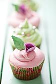cupcakes - Stock Image - C36EP8