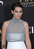 Los Angeles, California, USA. 14th Nov, 2014. Kristen Stewart attending the 18th Annual Hollywood Film Awards held at the Hollywood Palladium in Hollywood, California on November 14, 2014. 2014 © D. Long/Globe Photos/ZUMA Wire/Alamy Live News - Stock Image - EAGTKC