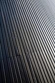 Corrugated iron - Stock Image - BAYH1A