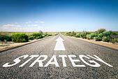 road to horizon - Stock Image - EA6E74