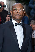 Samuel L. Jackson arrives at the GQ Men of the Year Awards on 02/09/2014 at Royal Opera House, London. Persons pictured: Samuel L. Jackson, Samuel Jackson. Picture by Julie Edwards - Stock Image - E7BH7M
