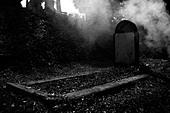 Romania - Transylvania: Sighisoara Cemetery - Stock Image - BREJJA