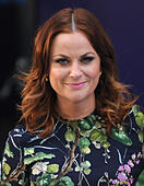 London, UK, UK. 19th July, 2015. Amy Poehler attends the UK Premiere of 'Inside Out' at Odeon Leciester Square. © Ferdaus Shamim/ZUMA Wire/Alamy Live News - Stock Image - EY15E7