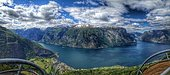 Aurland, Norway, - Stock Image - S04Y9E