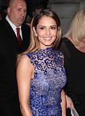 London, UK. 6th October, 2014. Cheryl Fernandez-Versini attends the Pride of Britain awards at The Grosvenor House Hotel in London © SimonJames/Alamy Live News - Stock Image - E8E91X