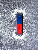 Magnetism - Stock Image - CNGJY6
