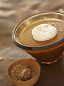 Pumpkin Soup - Stock Image - D6GJA2
