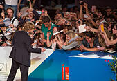 Venice, Italy. 29th August, 2014. 71st Venice Film Festival. Actor Owen Wilson at 'She's Funny That Way' premiere. - Stock Image - E6RWD4
