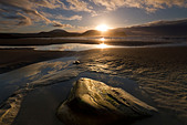 Orkney coastscape - Stock Image - D22DHX