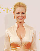 KATHERINE HEIGL US film actress in August 2014. Photo Jeffrey Mayer - Stock Image - E6N8P3
