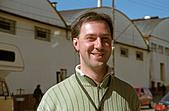Antonio Czarnobay, wine maker at wine cooperative Aurora, Bento Goncalves, southern Brazil - Stock Image - AXD53X