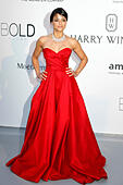 Michelle Rodriguez attending the amfAR's Cinema Against Aids Gala during 68th Cannes Film Festival at Hotel du Cap-Eden-Roc in Antibes on May 21, 2015/picture alliance - Stock Image - EPXKFP