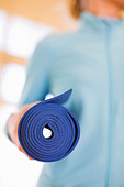 Exercise Mat - Stock Image - BMADNM