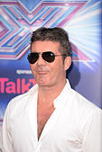 London, UK. 27th Aug, 2014. Simon Cowell attends The X Factor - press launch at The Ham Yard Hotel in London. © See Li/Alamy Live News - Stock Image - E6N71C