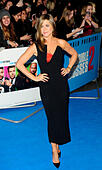 London, UK. 12th November, 2014. Jennifer Aniston attend The World Premiere of Horrible Bosses 2 at The Odeon West End London 12th November 2014. © Peter Phillips/Alamy Live News - Stock Image - EADJ64