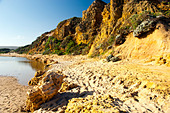 Views along the Great Ocean Road in Victoria, Australia - Stock Image - CYC6PE