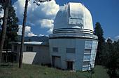 The observatory of Abastumani Georgia - Stock Image - AG2DA8