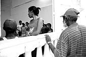 Street photography Cuba. - Stock Image - BYRJG6