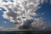 Sea and Sky - Stock Image - ATYWEE