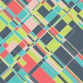 Abstract design background with a geometric pattern - Stock Image - DNNDPJ