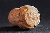 mytik technical champagne cork - Stock Image - BEAW61