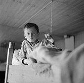 The Liberation of Bergen-belsen Concentration Camp, April 1945 BU4099. - Stock Image - D8RB64