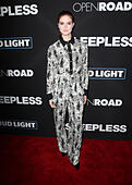 Los Angeles, CA, USA. 05th Jan, 2017. Emily Tyra, At Premiere Of Open Road Films' 'Sleepless', At Regal LA Live Stadium 14 In California on January 05, 2017. © Faye Sadou/Media Punch/Alamy Live News - Stock Image - HGACAT