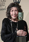 Los Angeles CA - JANUARY 29 Lily Tomlin, At 23rd Annual Screen Actors Guild Awards - Press Room, At Shrine Auditorium In California on January 29, 2017. Credit: Faye Sadou/MediaPunch - Stock Image - HM1EEH