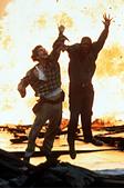 Blown Away Year 1994 Director Stephen Hopkins Jeff Bridges Forest Whitaker - Stock Image - A1J4FK
