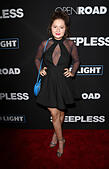 Los Angeles, CA - JANUARY 05: Emma Kenney, At Premiere Of Open Road Films' 'Sleepless', At Regal LA Live Stadium 14 In California on January 05, 2017. Credit: Faye Sadou/MediaPunch - Stock Image - HGAC1M
