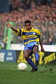 Soccer - FA Cup - 3rd Round - Manchester City v Reading - Maine Road - Stock Image - GAB998
