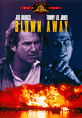 JEFF BRIDGES & TOMMY LEE JONES BLOWN AWAY (1994) - Stock Image - D5MPGH