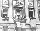 italy, fascism, benito mussolini - Stock Image - C5NCDA