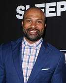 Los Angeles, CA, USA. 05th Jan, 2017. Derek Fisher, At Premiere Of Open Road Films' 'Sleepless', At Regal LA Live Stadium 14 In California on January 05, 2017. © Faye Sadou/Media Punch/Alamy Live News - Stock Image - HGAC6H