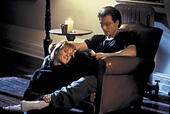 MARY STUART MASTERSON & CHRISTIAN SLATER BED OF ROSES (1996) - Stock Image - EFA0W0