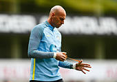 Britain Soccer Football - Tottenham Hotspur v Manchester City - Premier League - White Hart Lane - 2/10/16 Manchester City's Willy Caballero before the match  Reuters / Eddie Keogh Livepic EDITORIAL USE ONLY. - Stock Image - H9WCGF