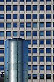 Modern architecture in Copenhagen, Denmark - Stock Image - FW14EG