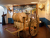 Long Island Maritime Museum in West Sayville New York - Stock Image - D60414