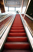 Escalator, Sweden. - Stock Image - BGRF7G