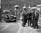Crime - Countess Teresa Lubienska Funeral - Brompton Oratory, London - Stock Image - G4ABJ6