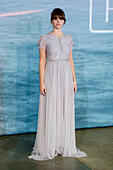 Felicity Jones attends the Launch Event of ROGUE ONE: A STAR WARS STORY  on 13/12/2016 at  Tate Modern, Bankside, . Persons pictured: Felicity Jones. Picture by Julie Edwards. - Stock Image - HDN70X