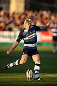 Rugby Union - Guinness Premiership - Bath Rugby v Northampton Saints - The Recreation Ground - Stock Image - GBA2GB